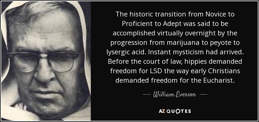 William Everson poet