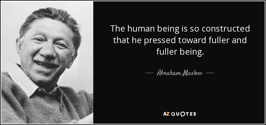 the life of abraham maslow