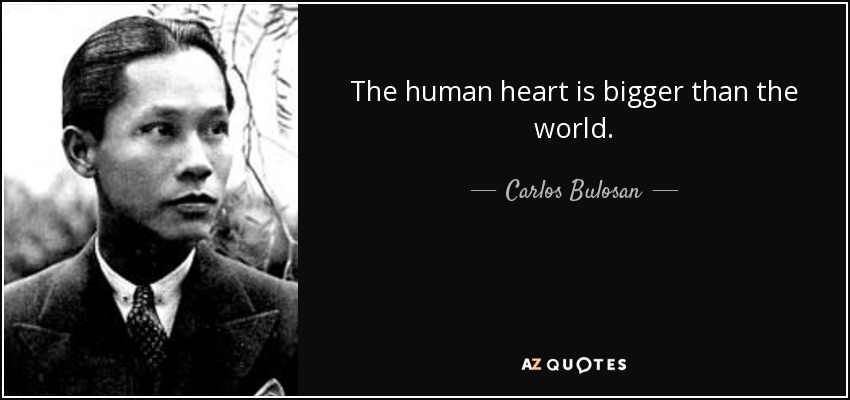 """a report on america is in the heart by carlos bulosan The title of elaine castillo's debut novel, """"america is not the heart,"""" riffs on a foundational text of the filipino diaspora, carlos bulosan's."""