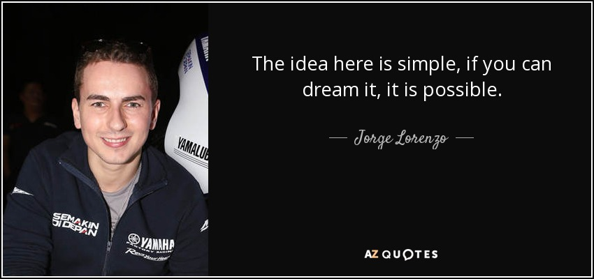 Quotes By Jorge Lorenzo A Z Quotes