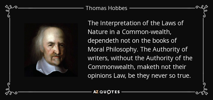 thomas hobbess certain laws of nature Thomas+hobbes's+claimthat,+in+the the+majority+of+commentators+have+understood+hobbes's+doctrine+of+the+laws+of+nature,2+  certain+forms+of+endeavor+as.