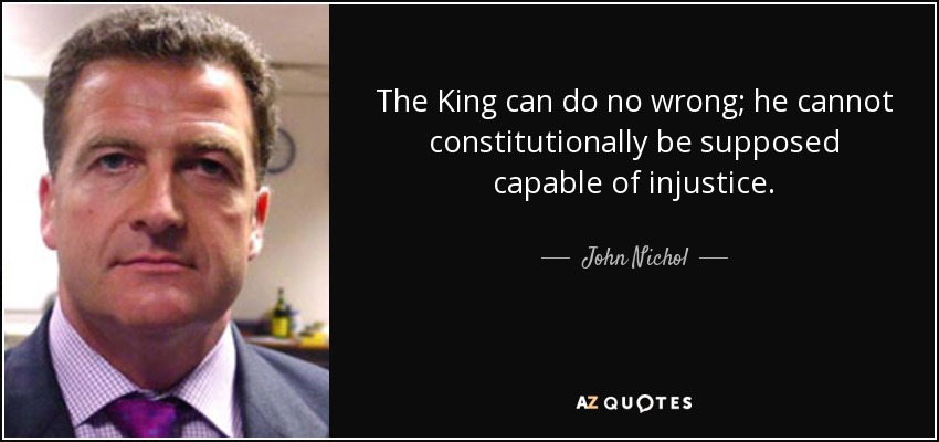 wrong deeds of king john King john was a bad king because if a man liked his wife he srangled them on his wifes bedking john hated priests,ones a robber beat up,mugged and killed a priest when he was taken to the .