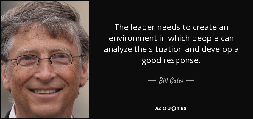 Authoritarian leadership style