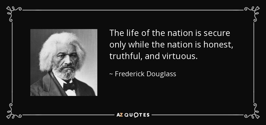 the importance of education as portrayed in the life of frederick douglass