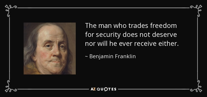Benjamin franklin essays
