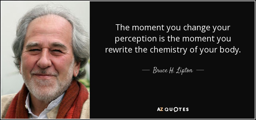 Top 25 Quotes By Bruce H Lipton Of 68 A Z Quotes