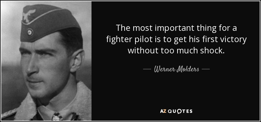 QUOTES BY WERNER MOLDERS