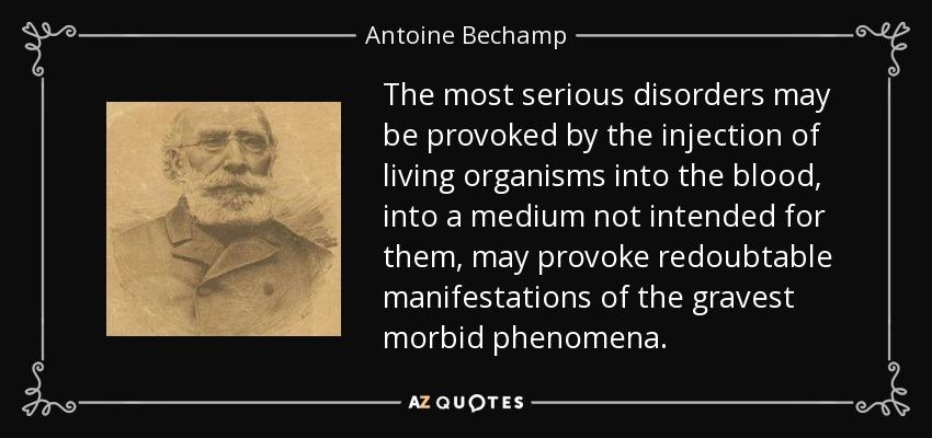 Resultado de imagen para Antoine Béchamp
