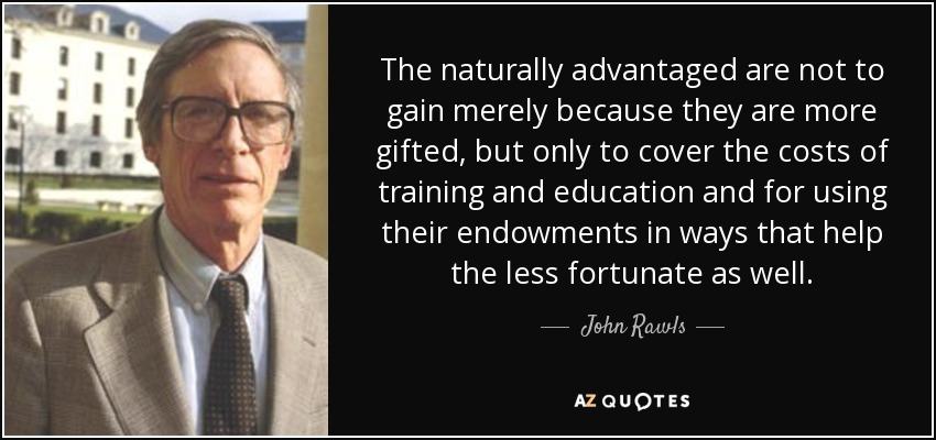 analyzing the themes in a theory of justice by john rawls Jonathan wolff gives a very brief introductory overview of john rawls' a theory of justice, one of the most influential works in political philosophy of the.