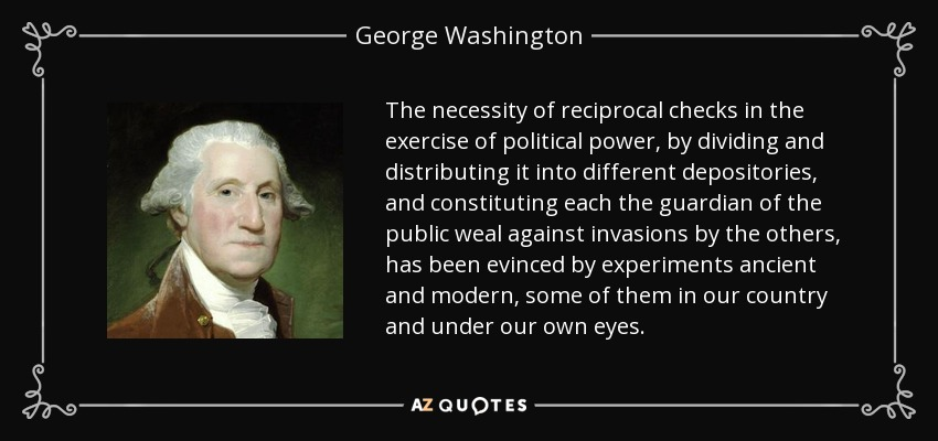 Top 25 Separation Of Powers Quotes Of 74 A Z Quotes