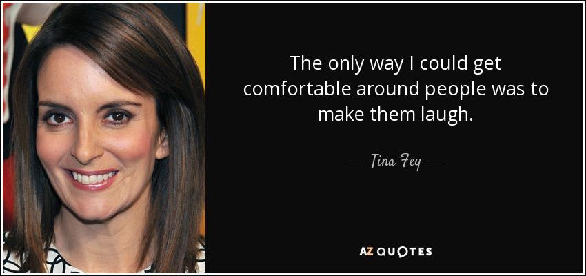 The Tina Fey Way