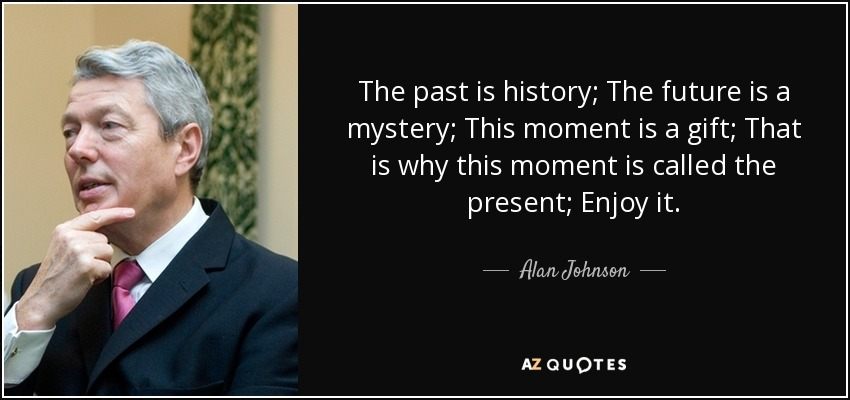Resultado de imagen para THE FUTURE IS HISTORY