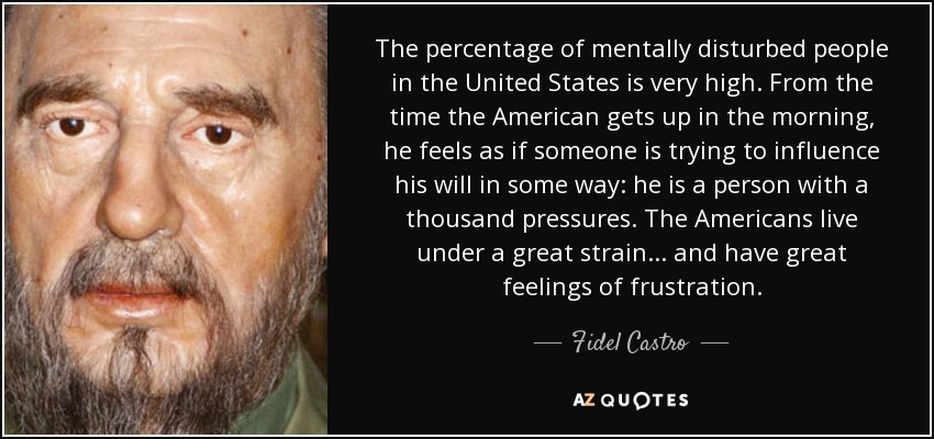 fidel castro relationship with the united states