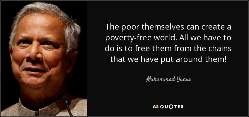 has civil society helped the poor