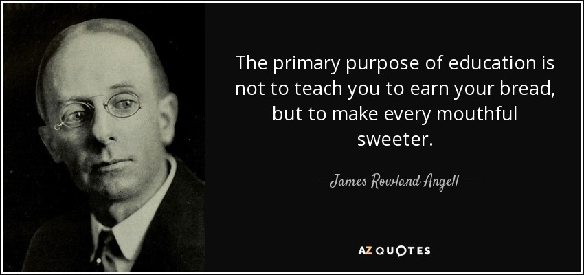 Quotes By James Rowland Angell A Z Quotes