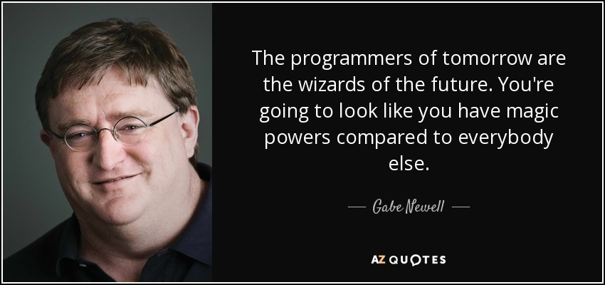 TOP 25 QUOTES BY GABE NEWELL Of 54