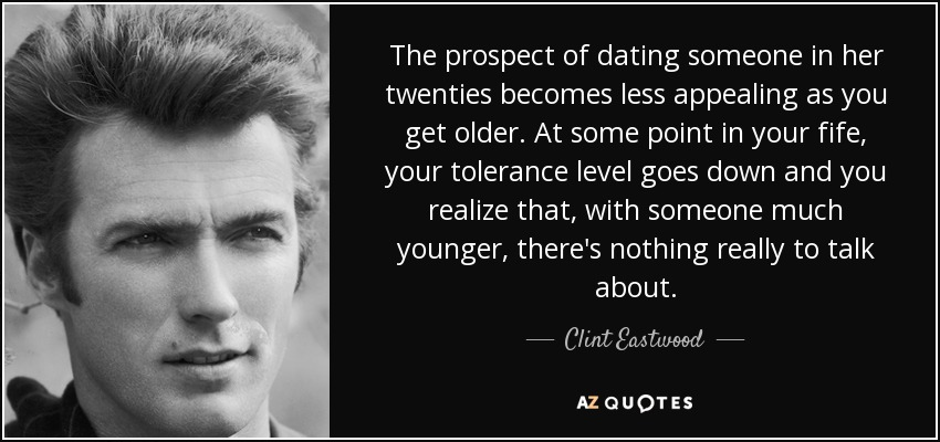 how dating changes as you get older How the game changes when you get older  getting sex and then by the time you get really good at it your needs change and you have  about online dating.