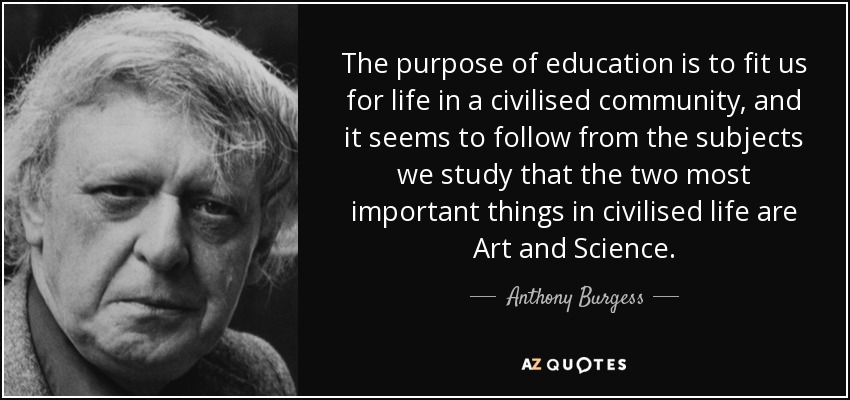 the most important aim of education But what is the purpose of education is education about preparing students for a specific career or is it about teaching students lifelong values, discipline, and the ability to explore new .