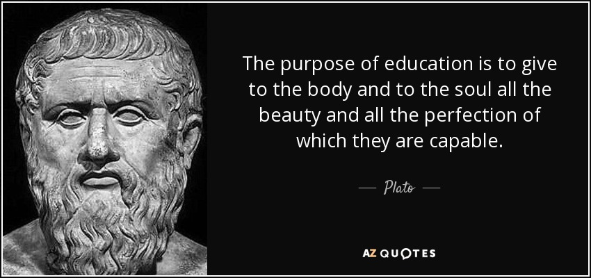 what is the purpose for education