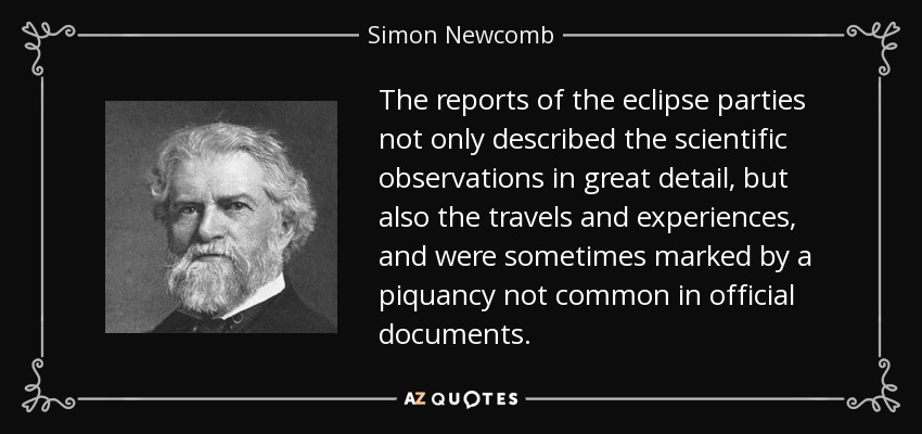 Swagger quotes page 5 a z quotes the reports of the eclipse parties not only described the scientific observations in great detail but also the travels and experiences and were sometimes altavistaventures Image collections