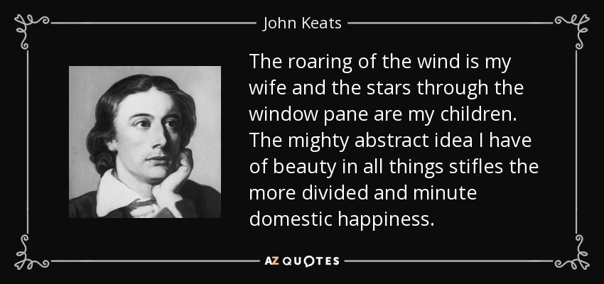 john keats and the struggle with the idea of immortality Keats, john - ode on a grecian urn john keats keats's life was in his poetry the search for immortality is the major theme keats was deeply attracted by.