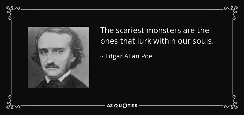 TOP 25 QUOTES BY EDGAR ALLAN POE (of 387) | A-Z Quotes