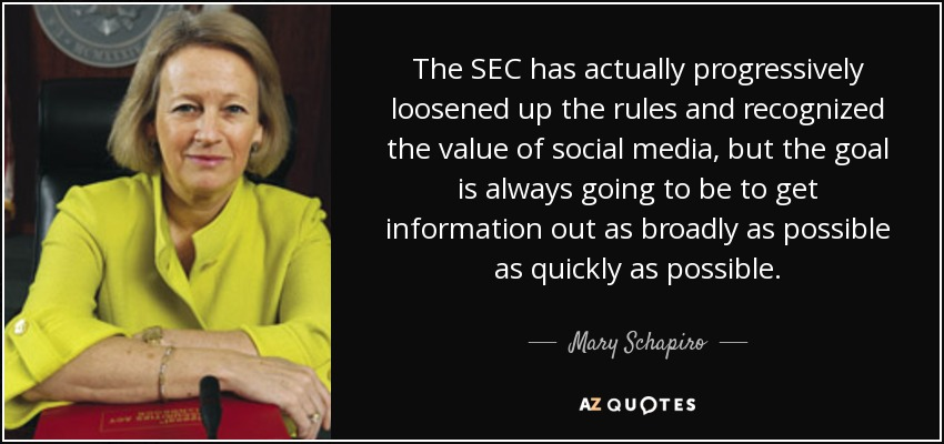 mary schapiros job was to fix the sec essay Get live essay writing help from university experts try it for free skip navigation (usually 30 sec or less) refreshing the page should fix the problem.