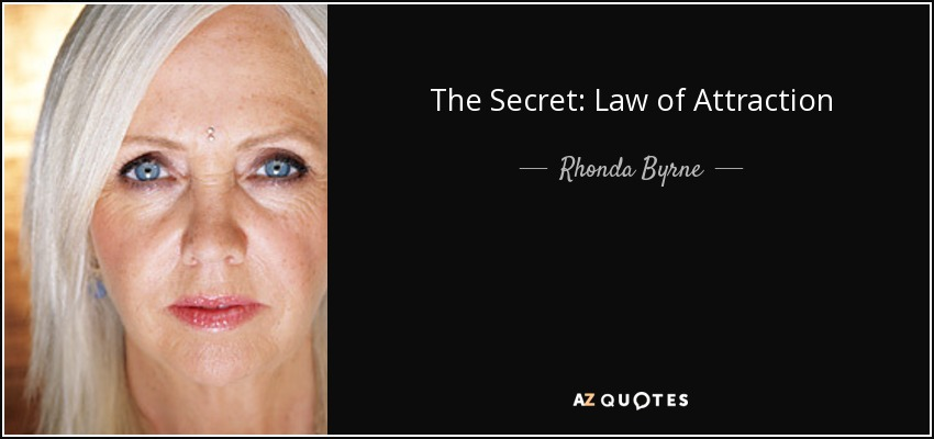 The Secret: Law of Attraction - Rhonda Byrne