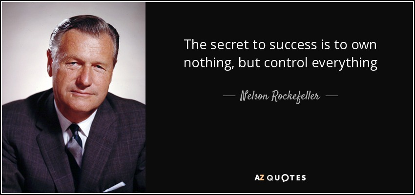 quote-the-secret-to-success-is-to-own-no