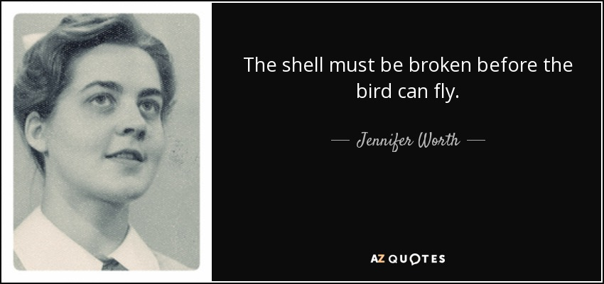 TOP 17 QUOTES BY JENNIFER WORTH