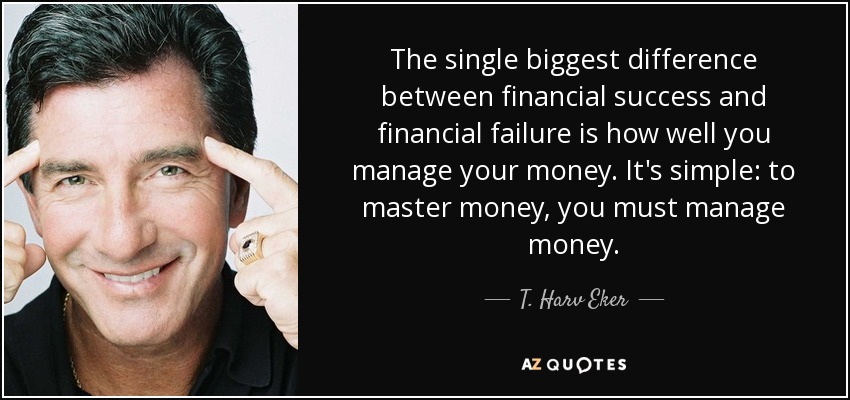 Financial Quotes Entrancing Top 25 Financial Success Quotes Of 55  Az Quotes