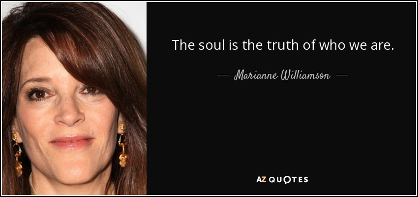 The Truth About Marianne