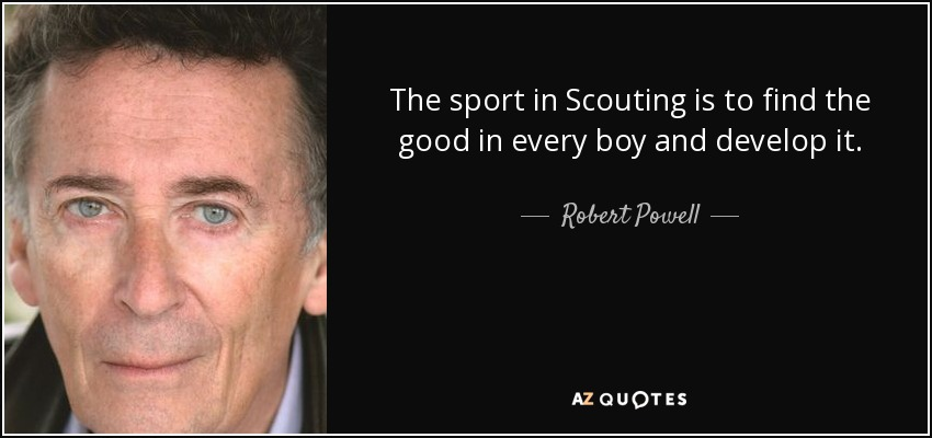 a life lived in scouting essay Forest witcraft quote first appeared in scouting magazine is associate editor of boys' life, scouting and eagles bryan on scouting.