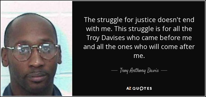anthony davis essay
