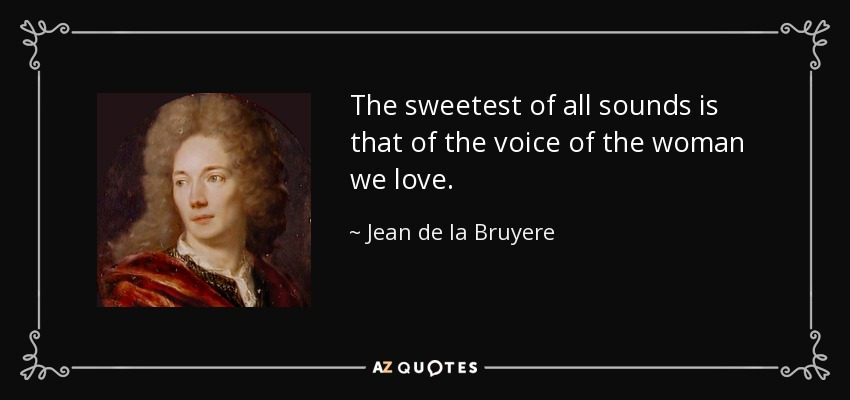 TOP 25 QUOTES BY JEAN DE LA BRUYERE (of 417) | A-Z Quotes