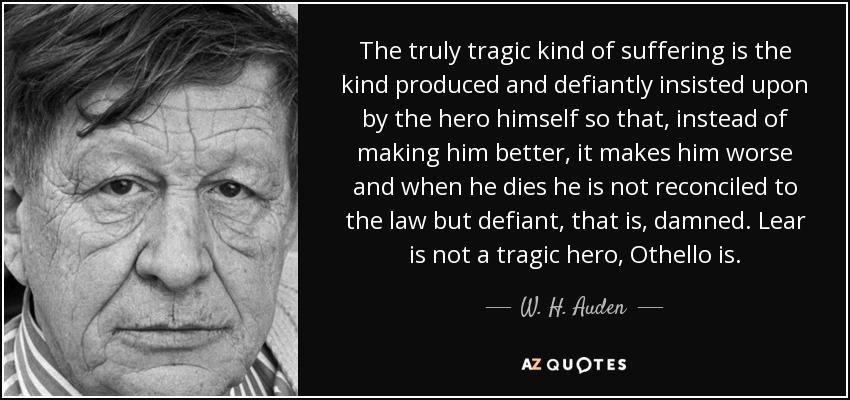 Hero Quotes Simple Top 10 Tragic Hero Quotes  Az Quotes