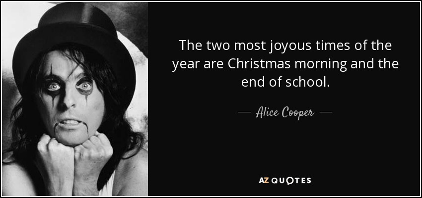 TOP 25 QUOTES BY ALICE COOPER (of 156)   A-Z Quotes