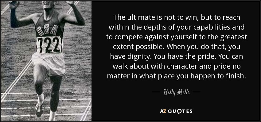 Top 10 Quotes By Billy Mills A Z Quotes