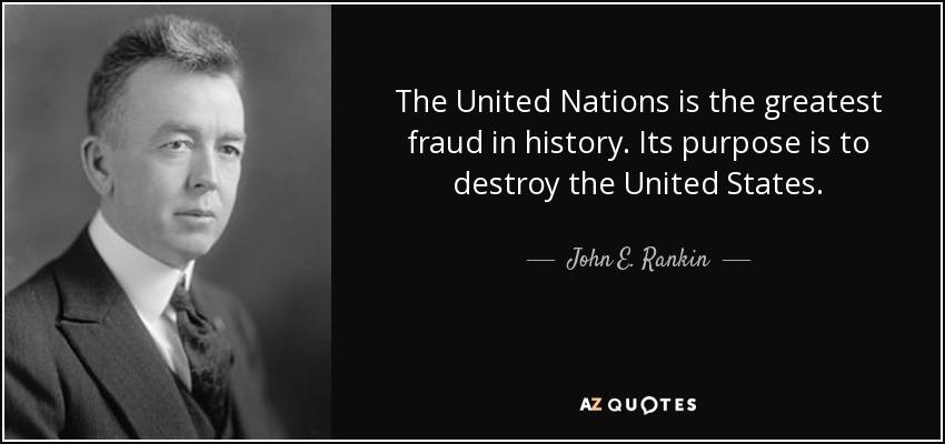 QUOTES BY JOHN E. RANKIN | A-Z Quotes