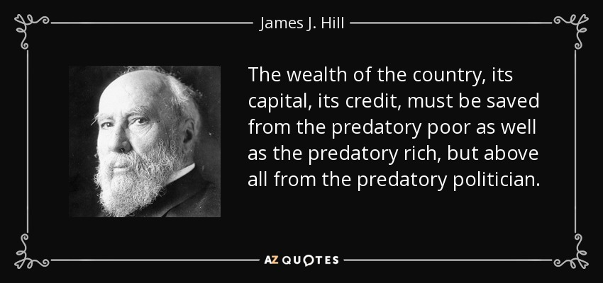 Top 7 Quotes By James J Hill A Z Quotes