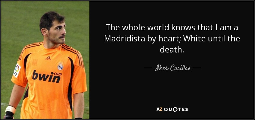 TOP 25 REAL MADRID QUOTES | A Z Quotes