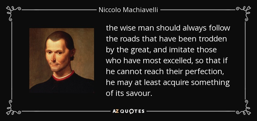 machiavelli essay prompts Synctv premium lesson on niccolo machiavelli's the prince for homework, have students write an essay using one of the prompts you did not choose to do in class.