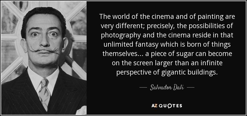 Cinema e surrealismo: La settima (anti)arte secondo Salvador Dalì
