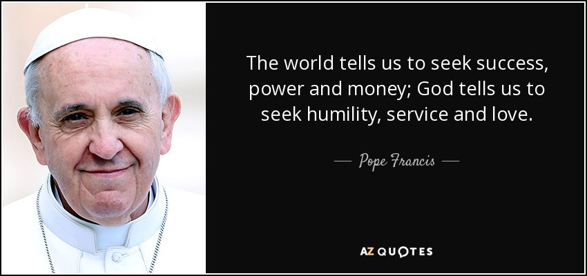 TOP 60 QUOTES BY POPE FRANCIS Of 60 AZ Quotes Enchanting Pope Francis Quotes On Love