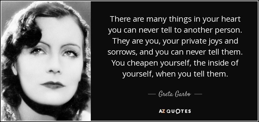 Top 25 quotes by greta garbo of 52 a z quotes for Garbo arredamenti