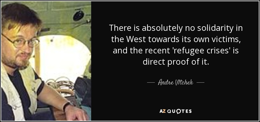 100 QUOTES BY ANDRE VLTCHEK [PAGE - 4] | A-Z Quotes
