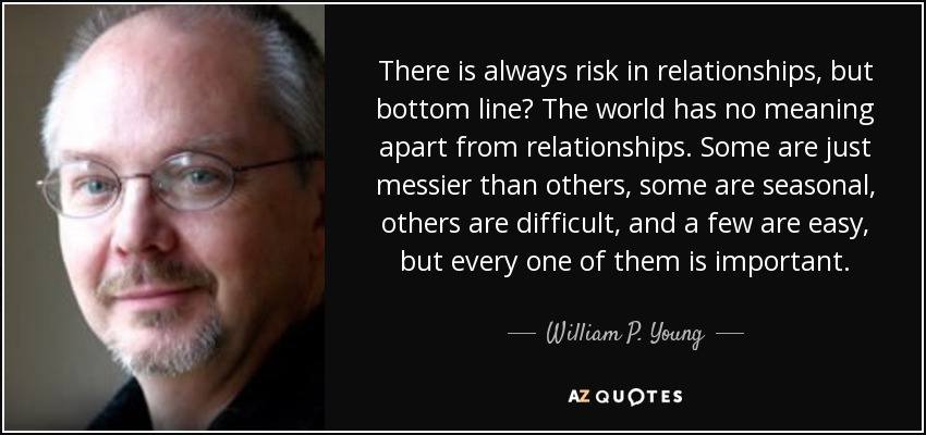 TOP 25 QUOTES BY WILLIAM P. YOUNG (of 153) | A-Z Quotes