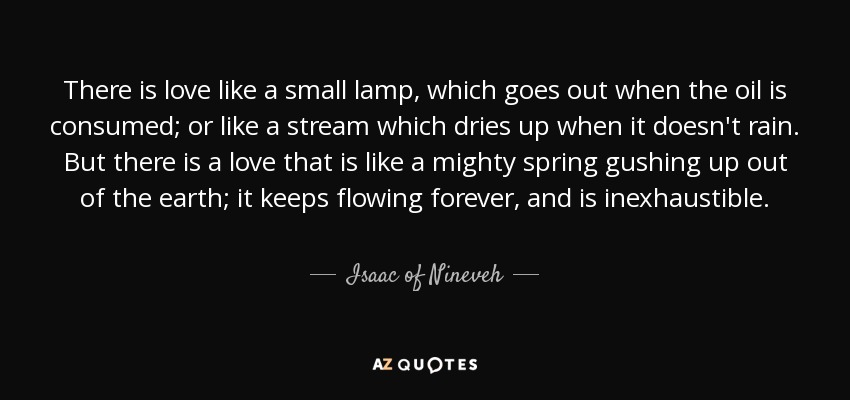 TOP 25 QUOTES BY ISAAC OF NINEVEH | A-Z Quotes