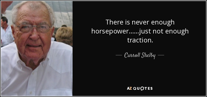 Top 20 Quotes By Carroll Shelby A Z Quotes