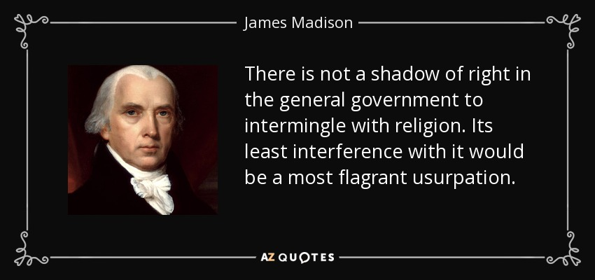 the life and contributions of james madison in the united states constitution
